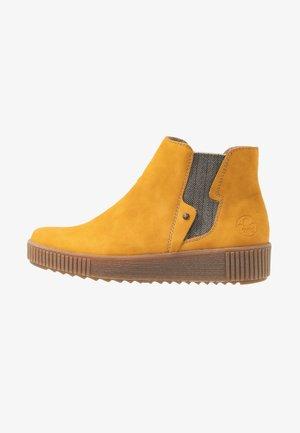 Kotníková obuv - honig