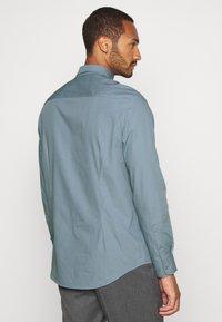 Pier One - Formální košile - stone blue - 2