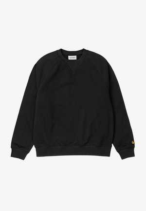 SWEATSHIRT CHASE - Sweater - black