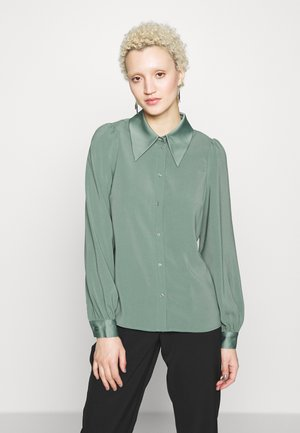 VMCOCO COLLAR SHIRT VIP - Overhemdblouse - laurel wreath