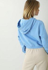 Pimkie - Zip-up sweatshirt - blau - 1
