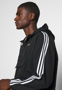 adidas Originals - Windbreaker - black/white - 3