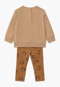 Lindex - BEAR SET UNISEX - Sweater - beige - 1