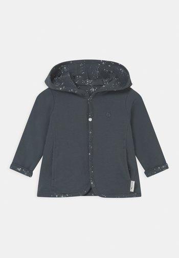 BABY REVERSIBLE BONNY UNISEX - Cardigan - dark slate