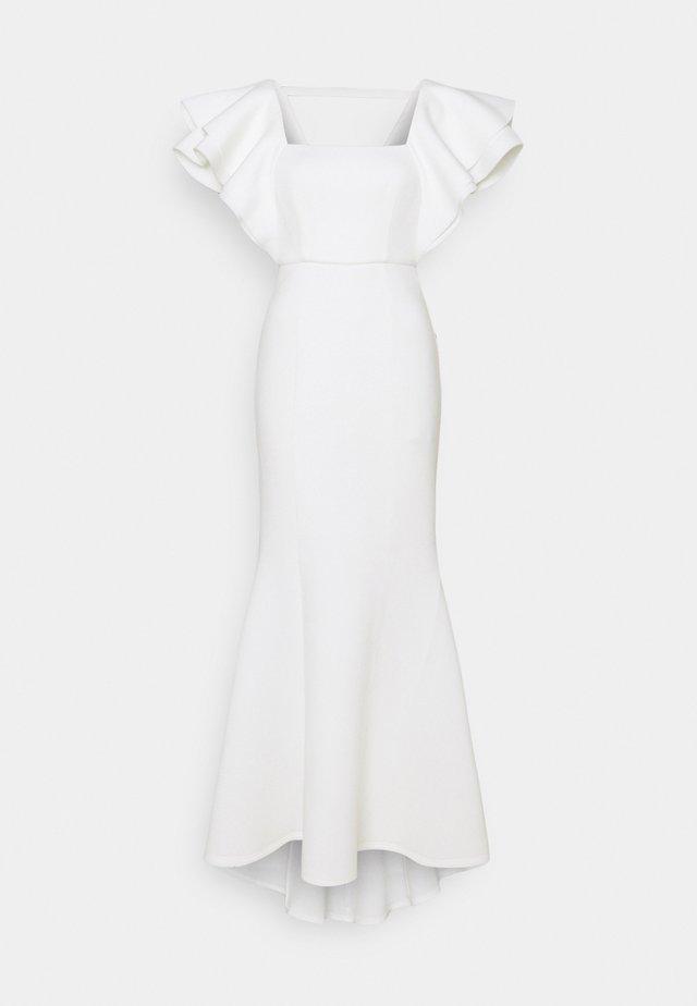 REI - Společenské šaty - white