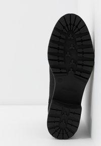 Anna Field - Kotníkové boty - black - 6