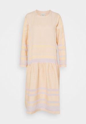 JOSEFINE - Day dress - lavender/fog/abricot