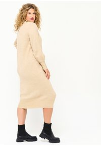 LolaLiza - Jumper dress - beige - 1