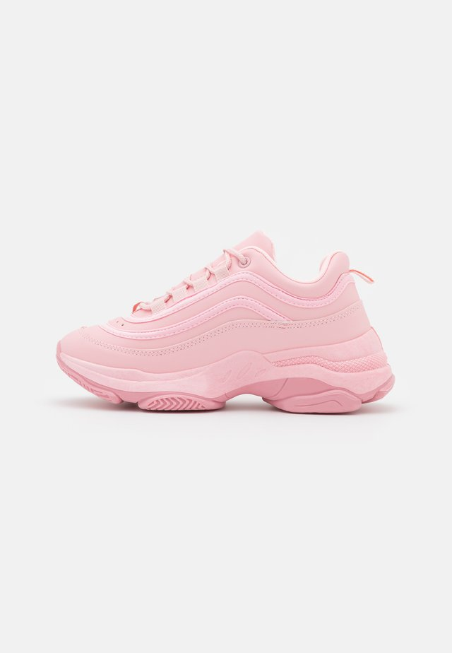 VEGAN LIZZIES - Trainers - pink