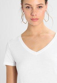 GAP - T-shirt basic - white - 4