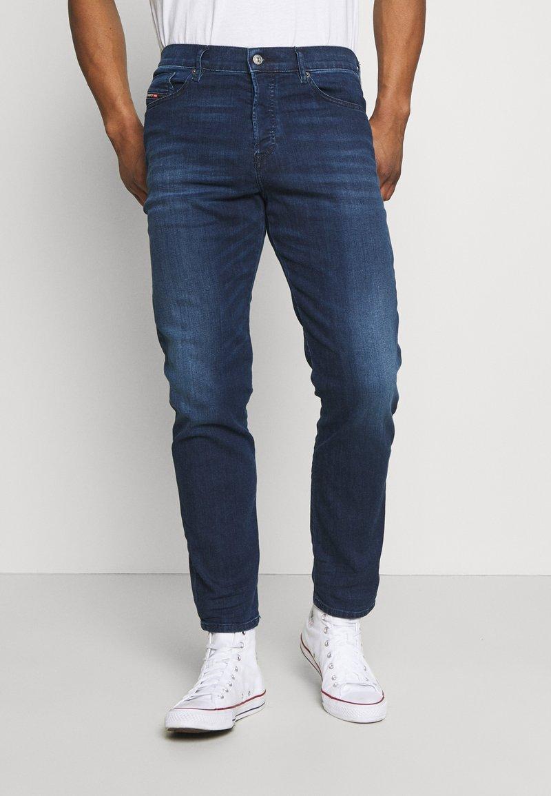 Diesel - D-FINING - Jeans straight leg - dark blue