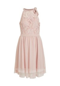 Vila - VIZINNA NEW DRESS - Cocktail dress / Party dress - pale mauve - 1