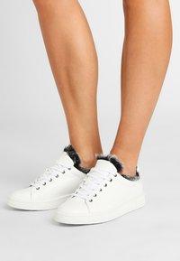 Calvin Klein - SOLEIL  - Sneaker low - white - 0
