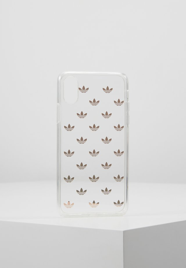SNAP CASE ENTRY FOR IPHONE X/XS - Obal na telefon - rose gold colored