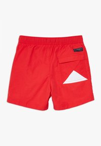 Tommy Hilfiger - MEDIUM DRAWSTRING - Shorts da mare - red - 1