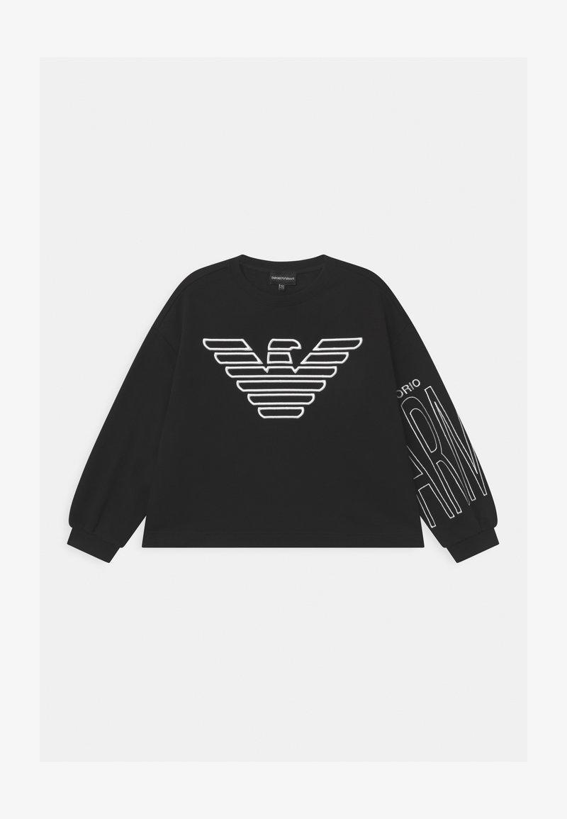 Emporio Armani - Sweatshirt - nero