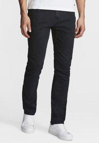 Bruun & Stengade - NEAL - Slim fit jeans - dark vintage - 0