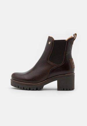PIA IGLOO BROOKLYN - Platform ankle boots - marron/brown