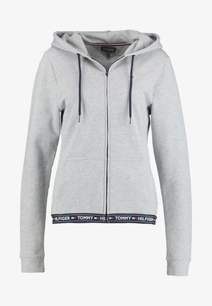 HOODY - Pyjama top - grey