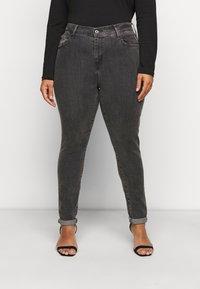 Levi's® Plus - 721 PL HI RISE SKINNY - Jeans Skinny Fit - true grit - 0