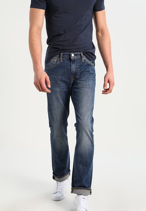 527 LOW BOOT CUT - Bootcut jeans - mostly mid blue