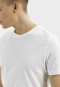 camel active - Basic T-shirt - broke white - 3