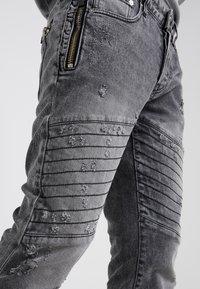 Just Cavalli - Jeans Slim Fit - black denim - 3