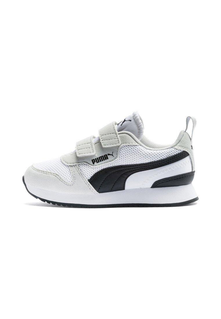 Puma - Trainers - white/gray violet/black