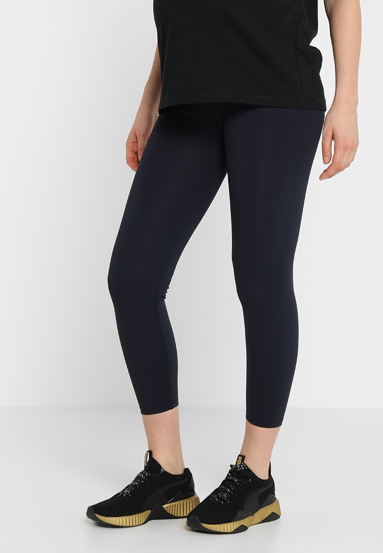 Cotton On Body - MATERNITY CORE 7/8  - Leggings - navy