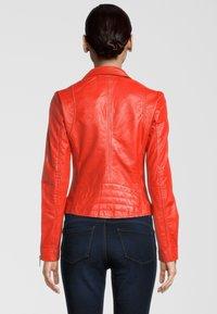 Rino&Pelle - Leather jacket - flame - 1