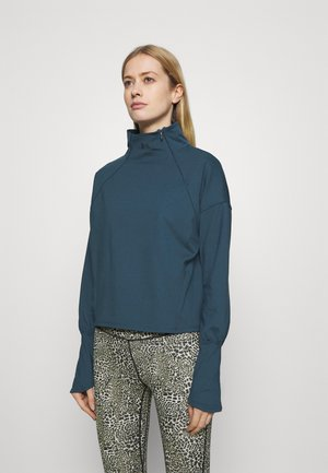 RUSH - Long sleeved top - mechanic blue