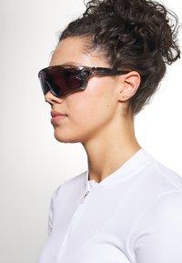 Oakley - JAWBREAKER - Sportbrille - grey ink/jade - 4