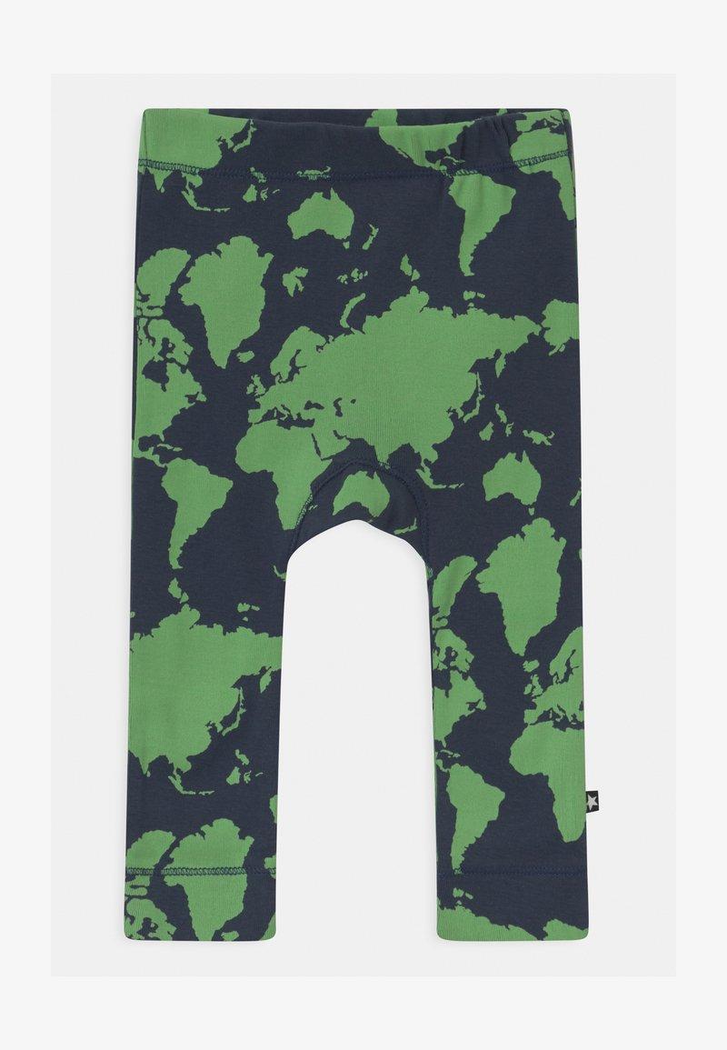 Molo - SEB UNISEX - Leggings - Trousers - green