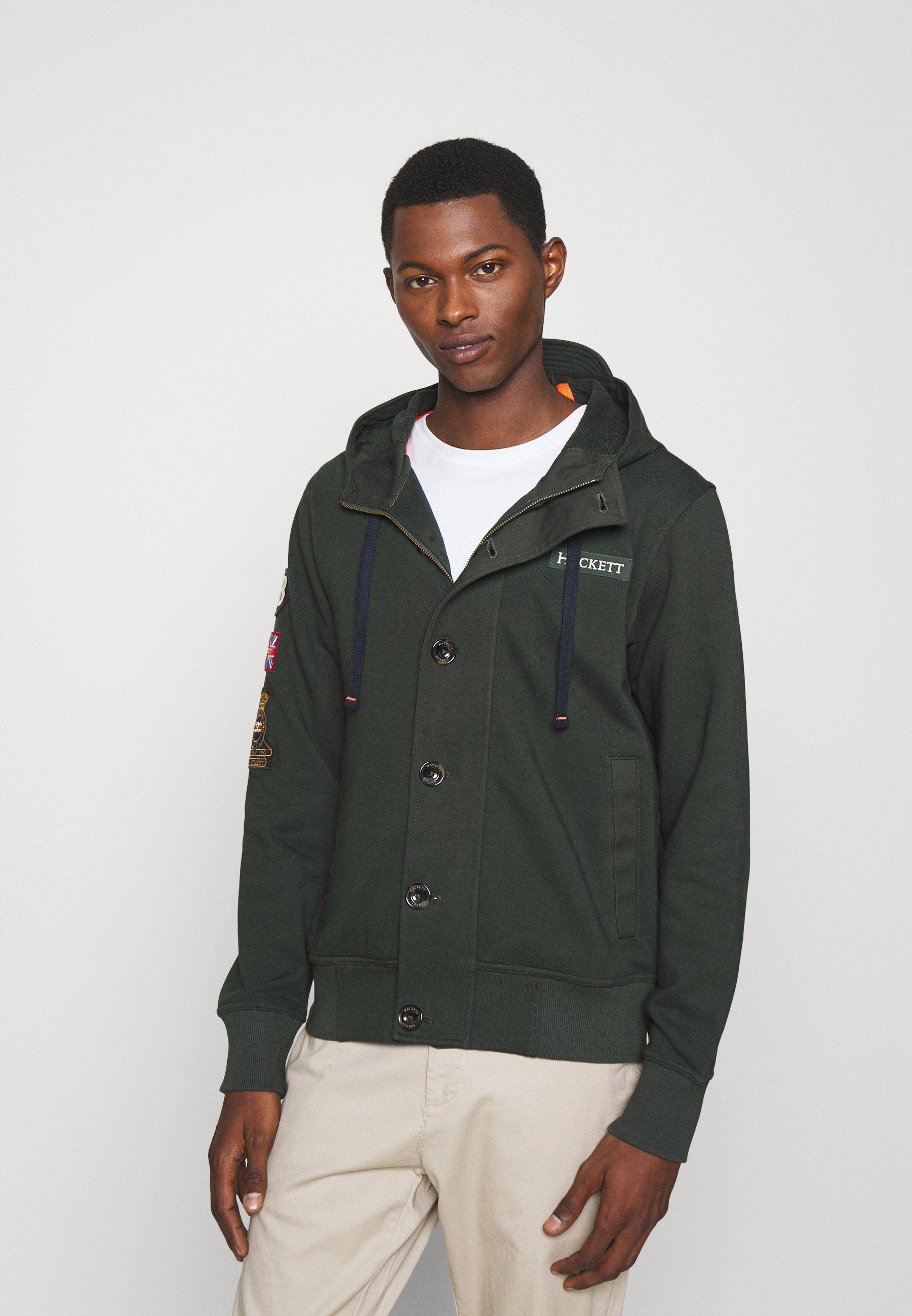 Men RALLY - Zip-up sweatshirt