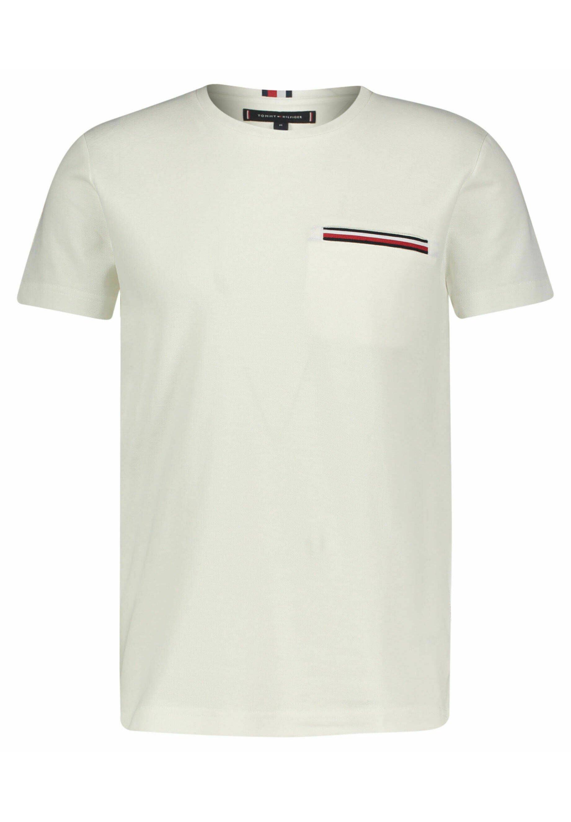 Homme TOMMY HILFIGER HERREN T SHIRT - T-shirt basique