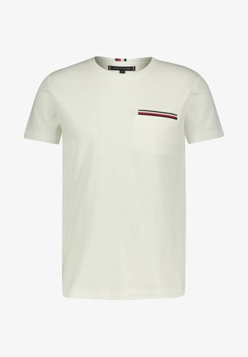 Basic T-shirt - weiss (10)