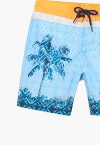 Sunuva - BOYS PALM TREE  - Short de bain - blue - 3