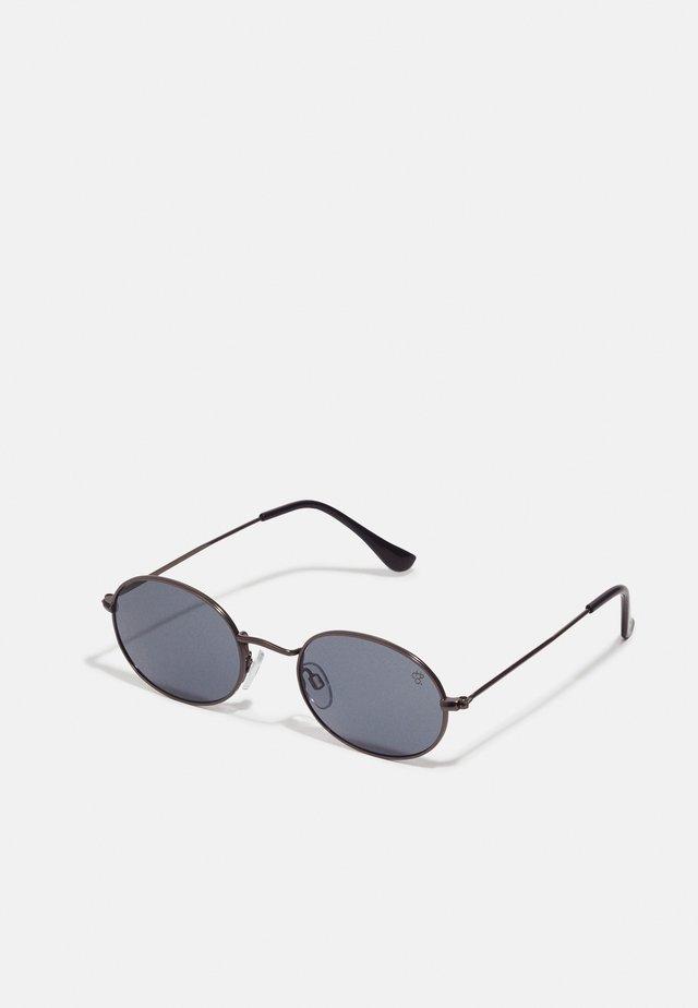 SHAUN - Sluneční brýle - gun metal/black