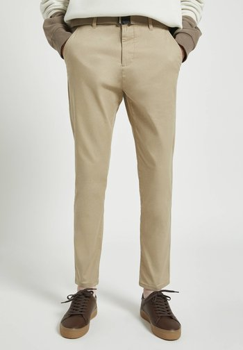 Chino - mottled beige