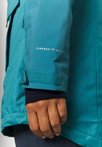 Columbia - MOUNT BINDOINSULATED JACKET - Skijakke - canyon blue - 8