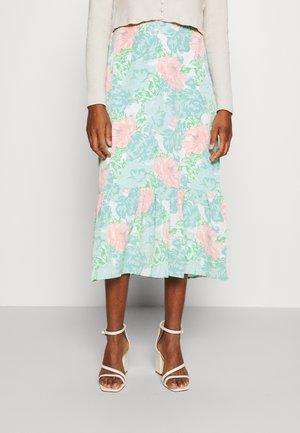 SHIMMER SKIRT - Áčková sukně - multi-coloured