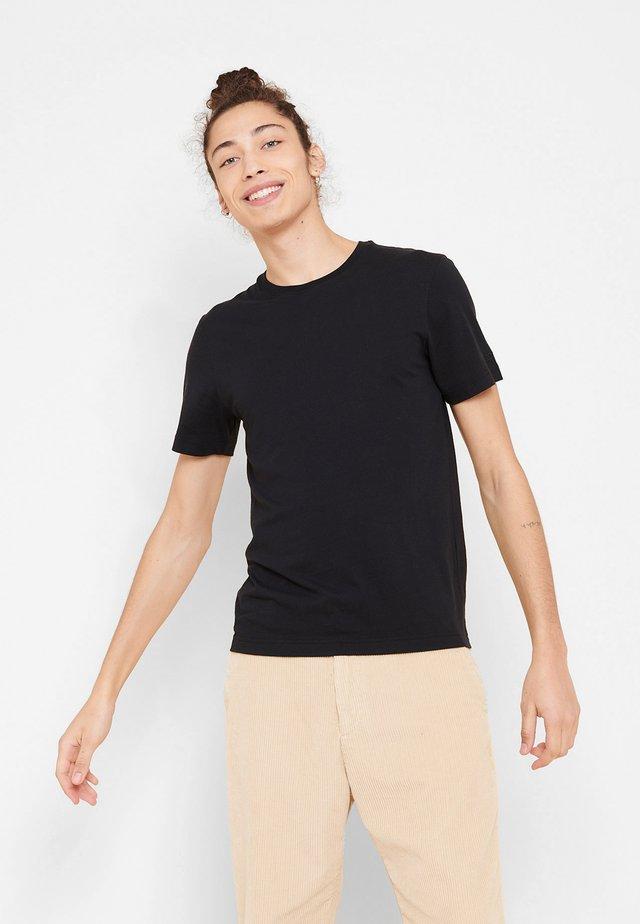 TAPINEL - T-shirt basique - noir