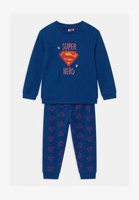OVS - BOY SUPERMAN - Pyjama - deep ultramarine - 0