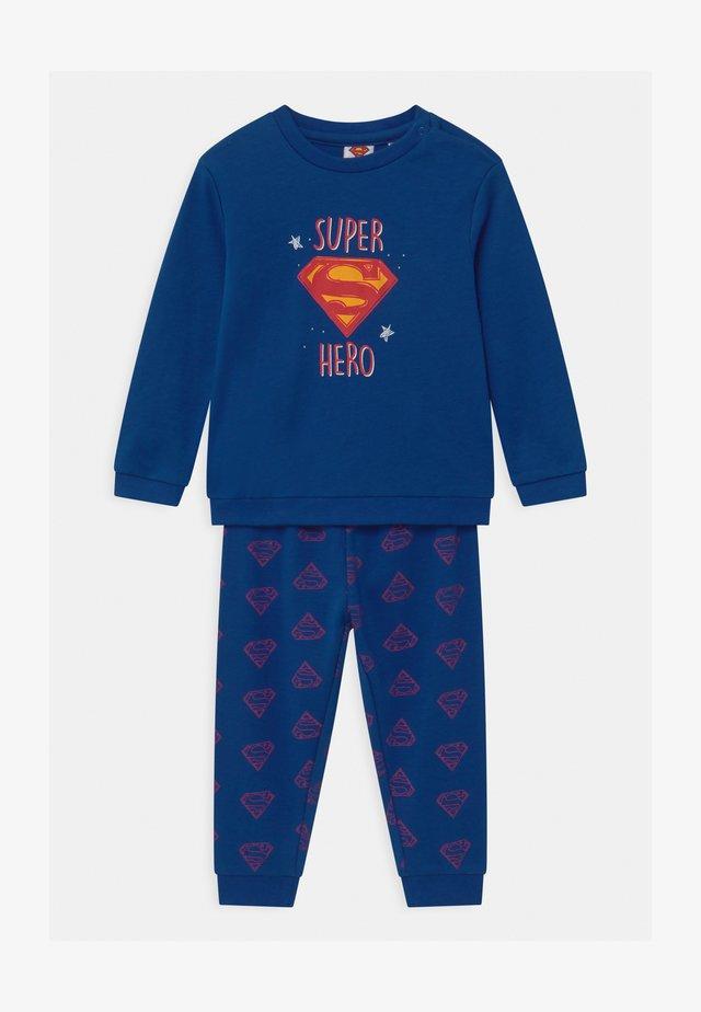 BOY SUPERMAN - Pijama - deep ultramarine