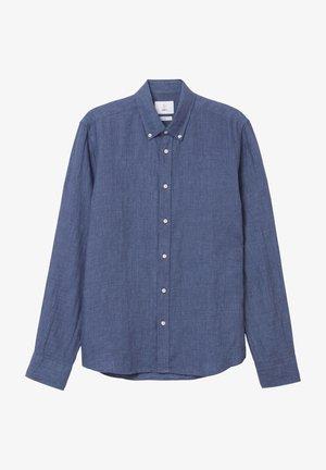 Skjorta - blue melange