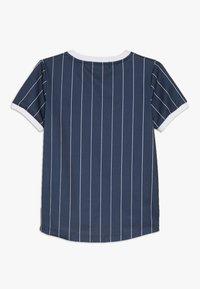 Modern Native - SUB TEE WITH SCREEN PRINT - Print T-shirt - blue - 1