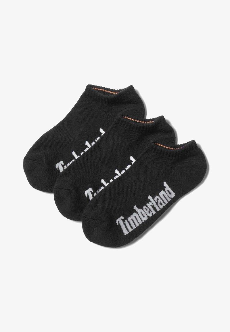 Timberland - 3 PACK - Socks - black
