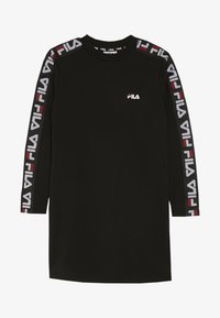Fila - BROOKE DRESS - Jerseyklänning - black - 2