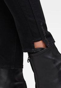 G-Star - HIGH JEGGING ANKLE - Jeans Skinny Fit - black - 3
