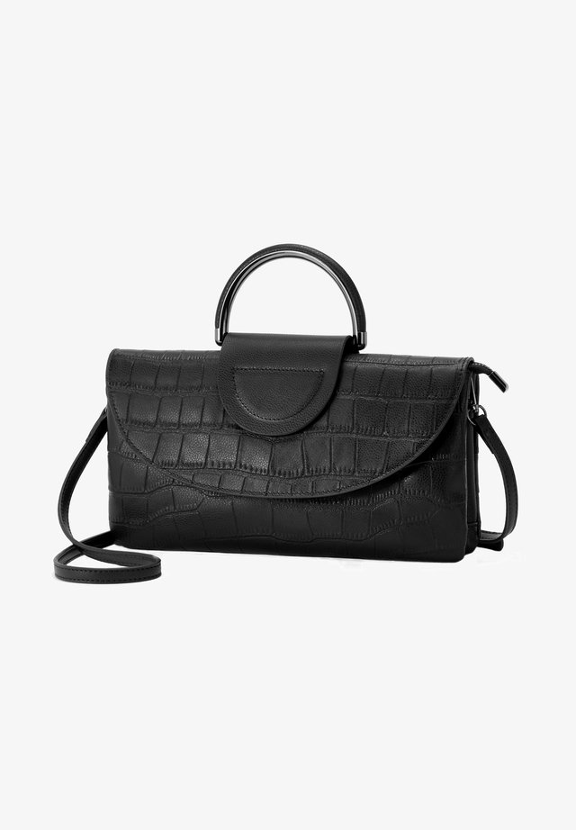 ELIANE - Handbag - schwarz